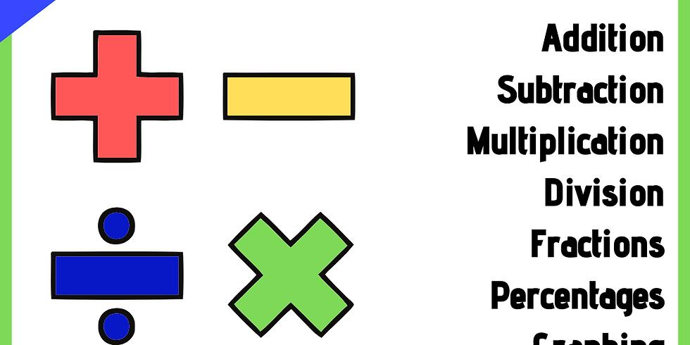 MATH BASICS BOOTCAMP - Self-Paced