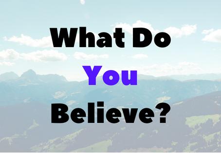 How do I build a better mindset?