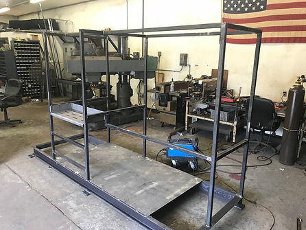 Metal fabrication Holland MI