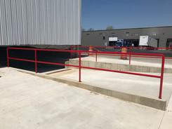 Industrial Handrail