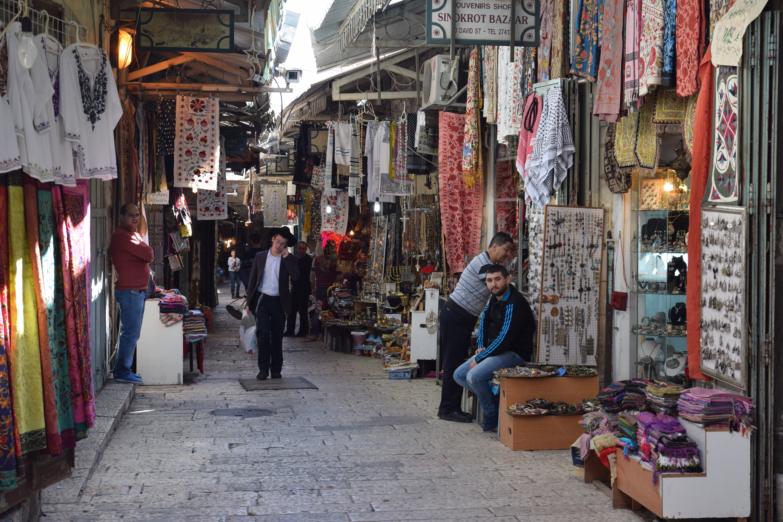 Den arabiske basar2
