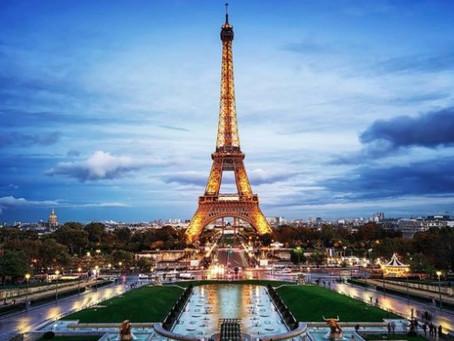 Belle chanson à Paris!