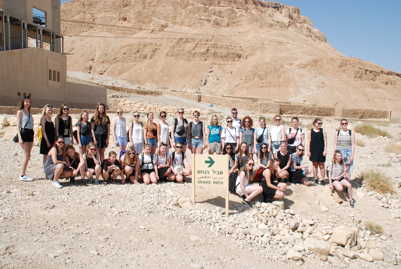 PÅ_vej_op_mpå_Masada