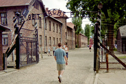 2003 Krakow (Auschwitz) og Berlin