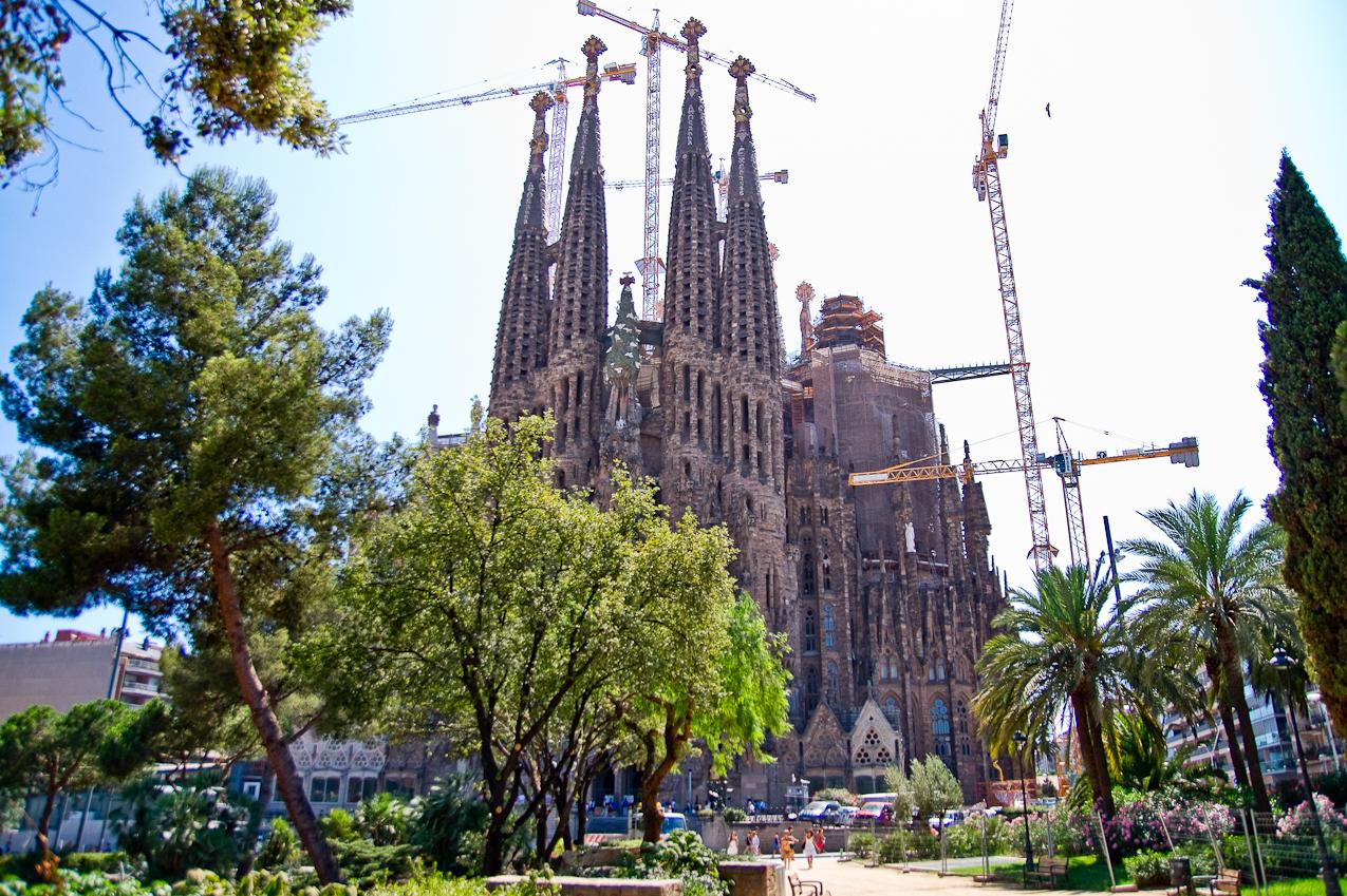 28.07.10 Sagrada Familia