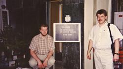 1995 Madras sammen med Henrik Outzen