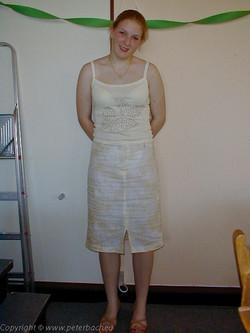 27.04.2003 Julies nonfirmation