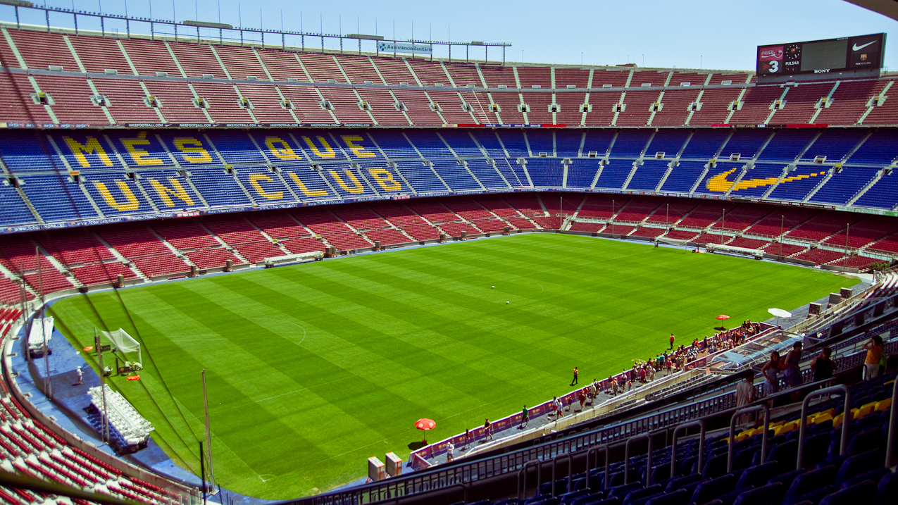 28.07.10 La Camp Nou