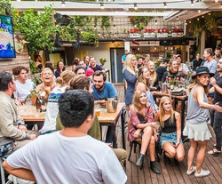 Incase you missed last Sunday's _stoneandwood garden party.