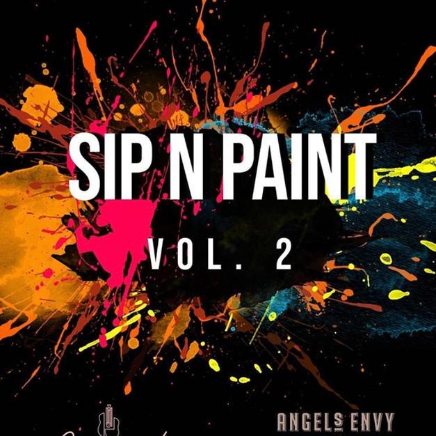 SIP N PAINT Vol. 2