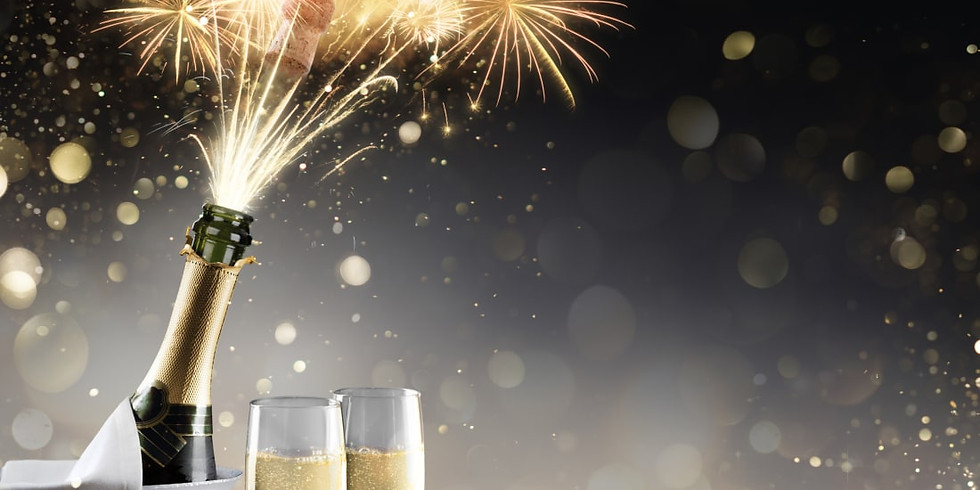 New Years Eve - Champagne & Oyster bar
