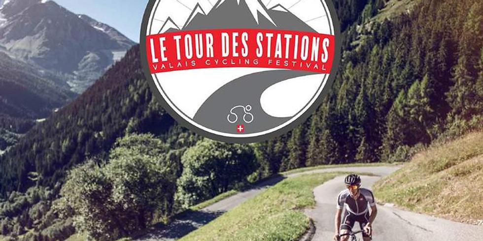 Alpine cycling festival