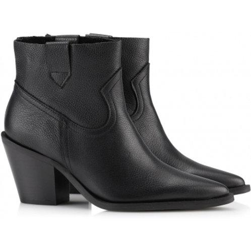 STIEFELETTEN | Shoe Biz Copenhagen | Westernboots Peru schwarz