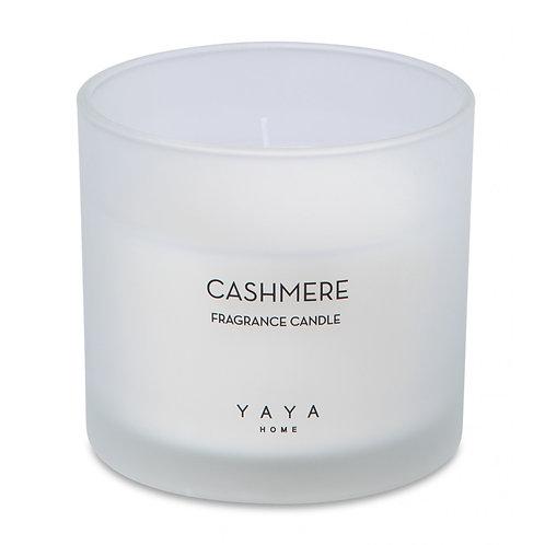 CANDLE | Yaya | Cashmere