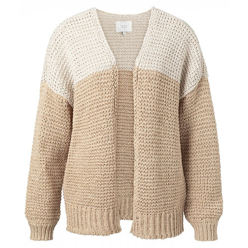CARDIGAN | Yaya | off-white / beige
