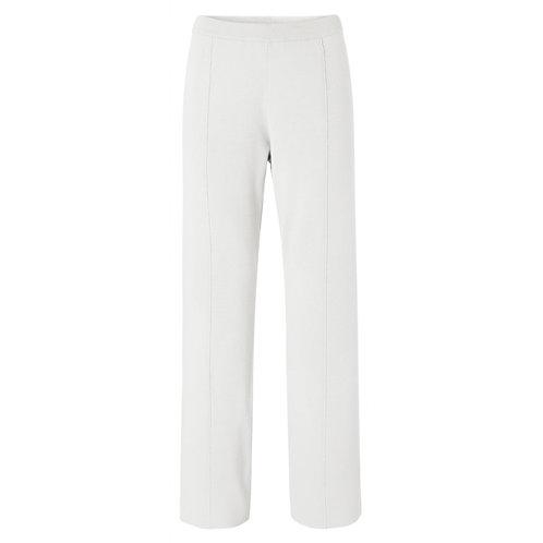 HOSE | Yaya | Knitted wide leg pants