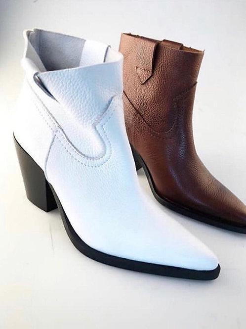 STIEFELETTEN | Shoe Biz Copenhagen | Westernboots Peru weiss