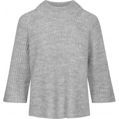 PULLOVER Tuva grey