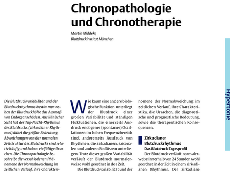 Chronopathologie und Chronotherapie