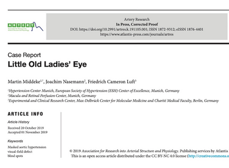 Little Old Ladies' Eye