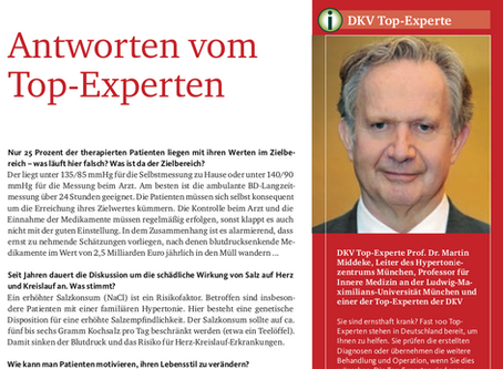 DKV Impulse - Antworten vom Top-Experten