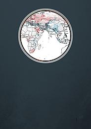 Global Earthquake Risk and Covid Map