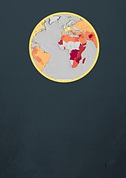 Global Earthquake Social Vulnerability Map