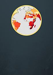 Global Economic Vulnerability Map