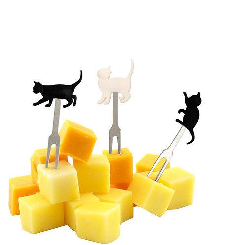 Party Prikkers Cat - 6 stuks