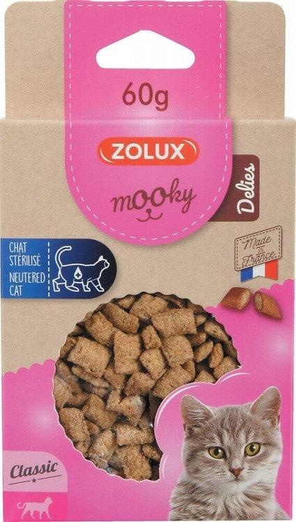 Zolux Mooky Katten Delies - Gesteriliseerde kat