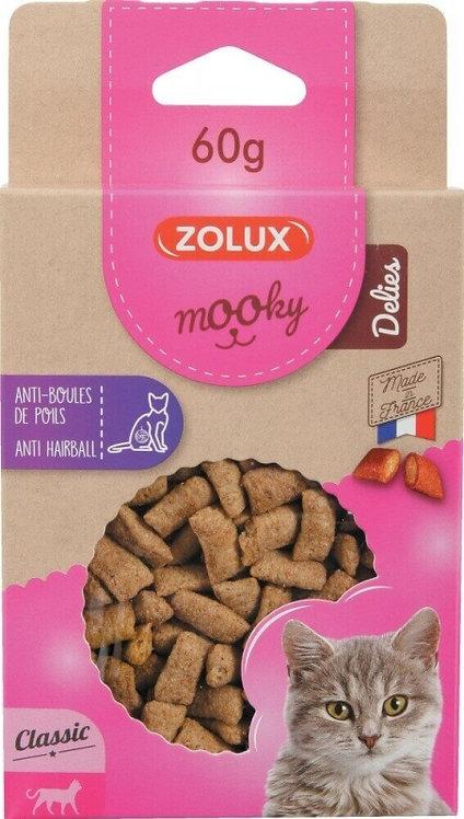 Zolux L Mooky Katten Delies - Tegen haarballen