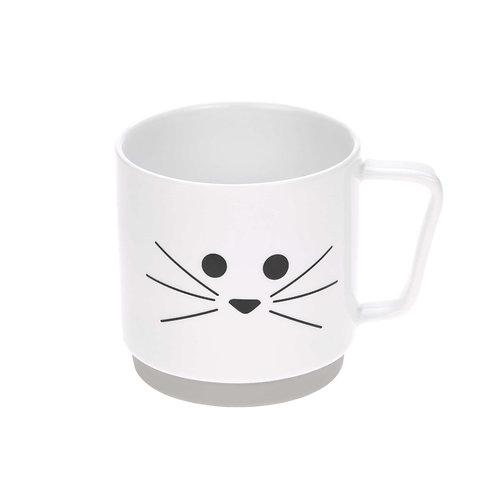 Lässig Beker porselein Cat