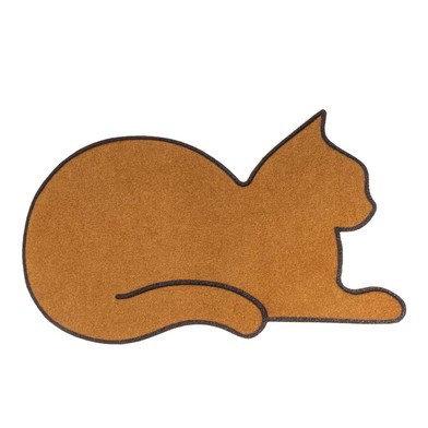 Deurmat kat Bruin