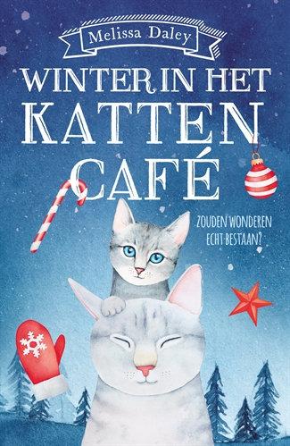 Boek Winter in het kattencafé