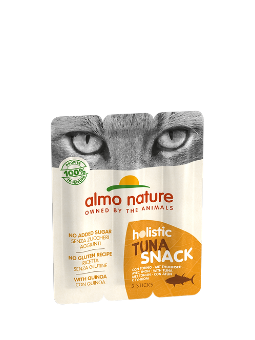 Almo Nature Kat Holistic Snack Tonijn of Kip