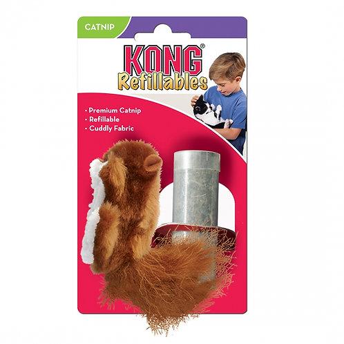 Kong Kattenspeeltje Catnip Eekhoorn