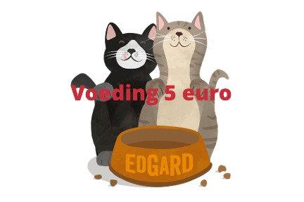 Steun Voeding Poewzkes 5 euro