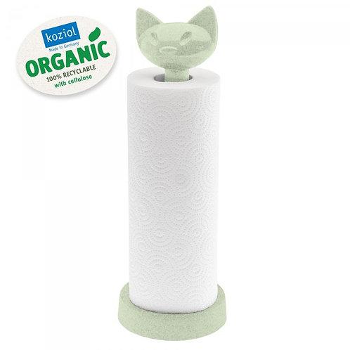 Koziol Keukenrol houder organic MIAOU