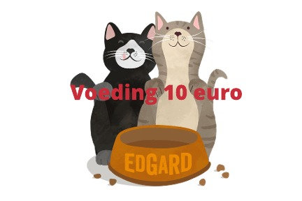 Steun Voeding Poewzkes 10 euro