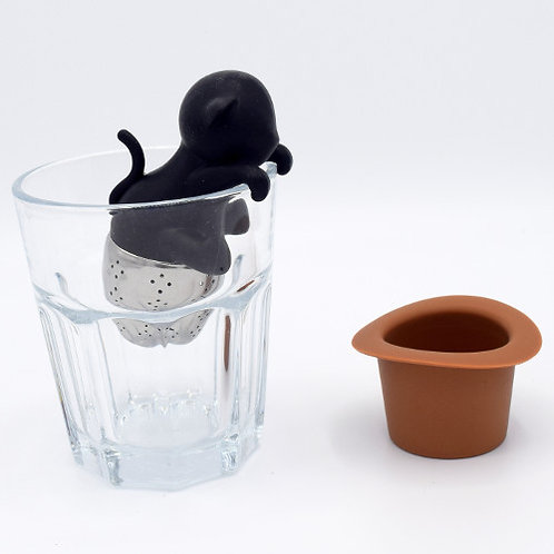 Thee Infuser Cat