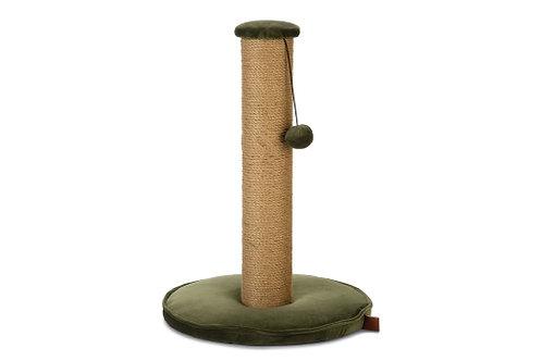 Krabpaal Velvet 60cm - Groen