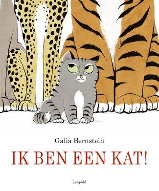Boekje Ik ben een kat!