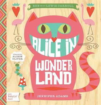 Boekje Alice in Wonderland
