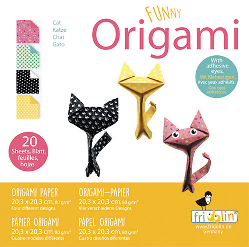Funny Origami KAT