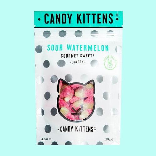 Candy Kittens - Sour Watermelon (Vegan)