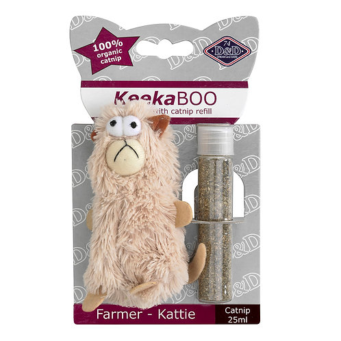 Farmer kattie 10CM - 25ML