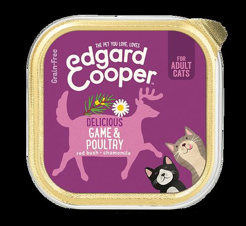 Edgard & Cooper Natvoer ADULT wild & gevogelte