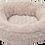 Thumbnail: Jack & Vanilla Ronde mand Soft - 4 kleuren