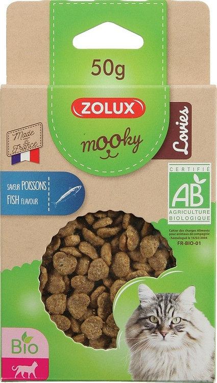 Zolux Mooky Bio Katten Lovies - vis