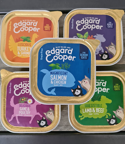 Edgard & Cooper Natvoer testpakket